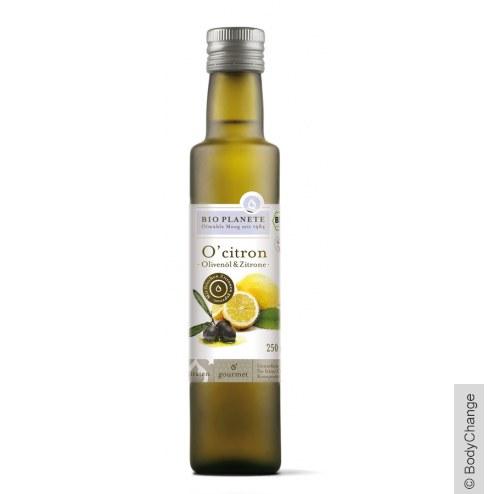 O'citron Bio Olivenöl & Zitrone (250ml)