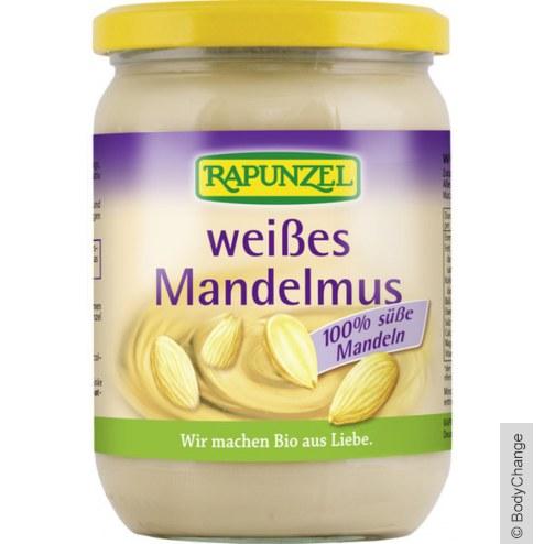 Bio Mandelmus weiß (500g)