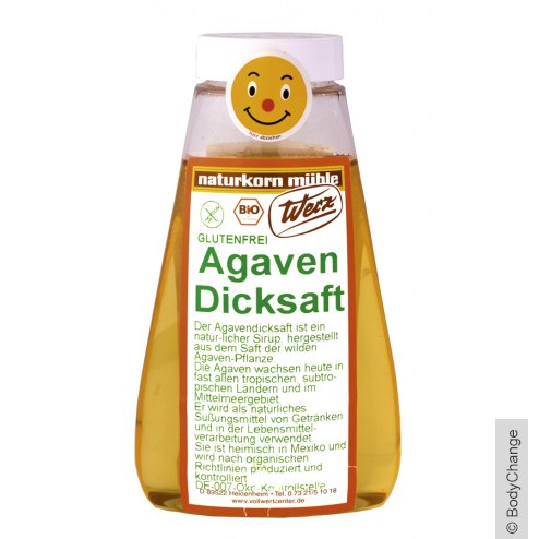Agavendicksaft (250ml)