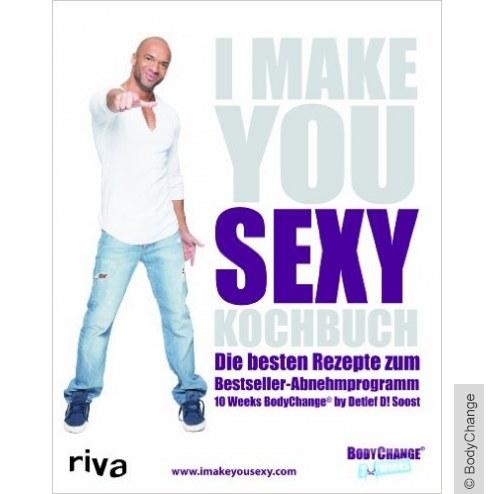 "Kochbuch ""I MAKE YOU SEXY"""