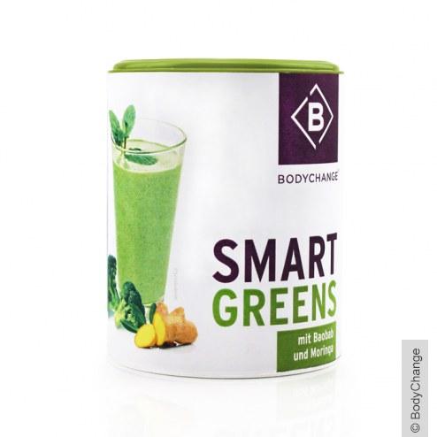 Smart Greens - Smoothie Pulver (100g)