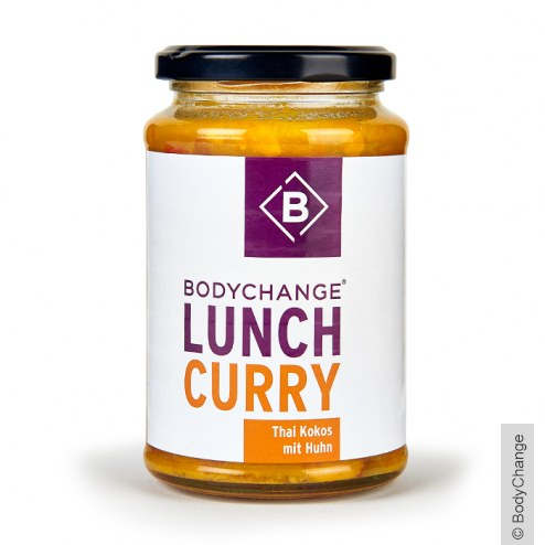 Protein Fertiggericht - Geflügel Thai Curry (390g)