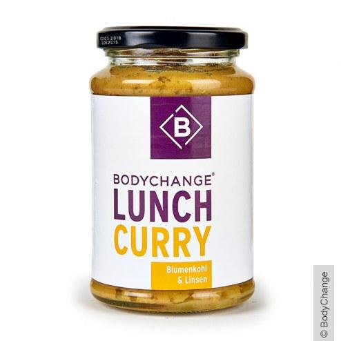 Lunch - Blumenkohl & Linsen Curry (390g)