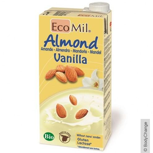 Mandelmilch Vanille (1000ml)