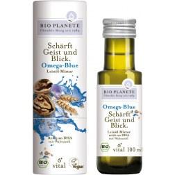 Omega Blue Bio Leinölmixtur (100ml)