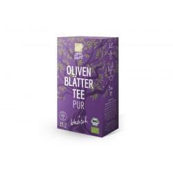 Bio Olivenblättertee Pur (15 Beutel)