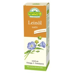 Bio Leinöl nativ (250ml)