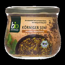 Körniger Bio Senf (250g)