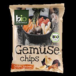 Bio Gemüsechips - Mix (90g)
