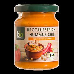 Bio Hummus Chili (125g)