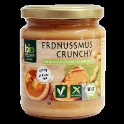 Bio Erdnussmus Crunchy (250g)