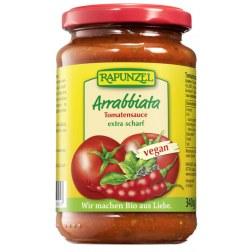 Bio Tomatensauce Arrabbiata (335ml)
