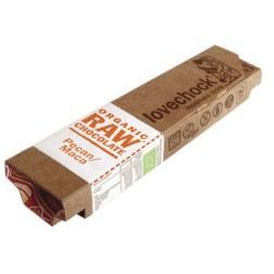 Bio Pecan Maca Schokolade 81% (40g)