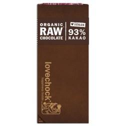Bio Schokolade 93% Pur (70g)