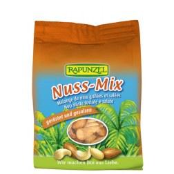 Bio Nuss-Mix geröstet & gesalzen (100g)