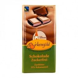 Bio Zartbitter Schokolade mit Xylit (100g)