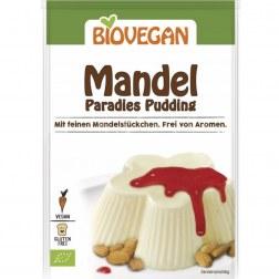 Bio Mandel Pudding (49g)