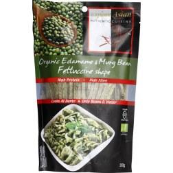 Fettuccine aus Edamame und Mungbohnen (200g)