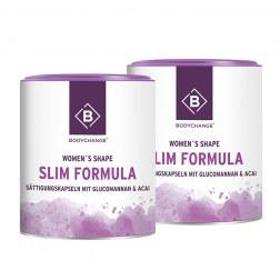 Sparpaket: 2x Slim Formula