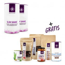 Sommer-Sparpaket: 2x Slim Shake & Shop Highlights gratis dazu