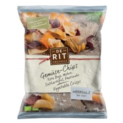 Bio Gemüse Chips Meersalz (75g)