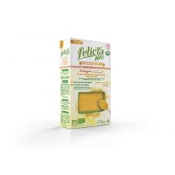 Bio Lasagne aus gelben Linsen (250g)