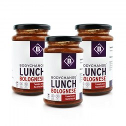 Sparpaket: 3x Lunch Bolognese