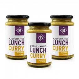 Sparpaket: 3x Lunch Blumenkohl & Linsen Curry