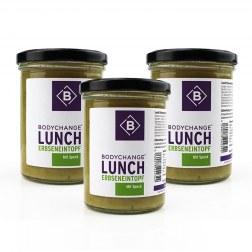Sparpaket: 3x Lunch Erbseneintopf mit Speck