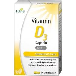 Vitamin D3 Kapseln (30 Kapseln)