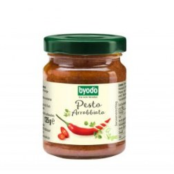 Bio Pesto Arrabbiata (125g)