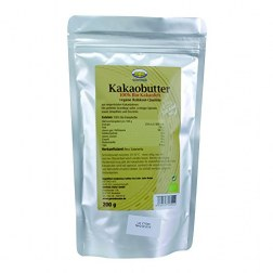Bio Kakaobutter (200g)