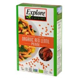 Bio Penne aus roten Linsen (250g)