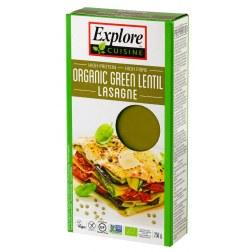Bio Lasagne aus grünen Linsen (250g)