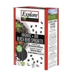Spaghetti aus schwarzen Bohnen Bio (200g)