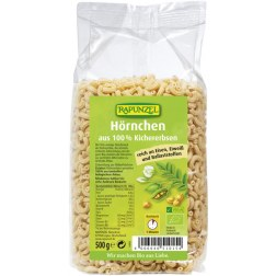 Bio Kichererbsen Nudeln-Hörnchen (500g)