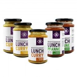 Sparpaket: 5x Lunch Probierpaket