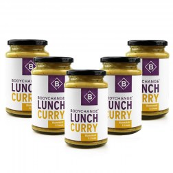 Sparpaket: 5x Lunch Blumenkohl & Linsen Curry