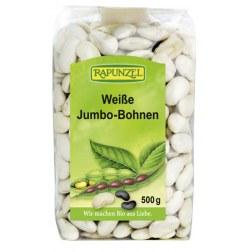 Bio Jumbo-Bohnen weiß (500g)