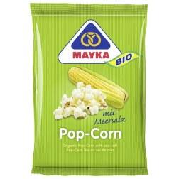 Popcorn mit Meersalz (40g)