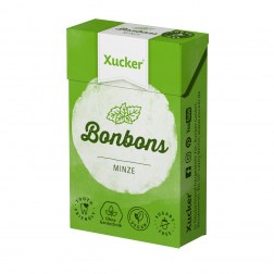 Xylit-Bonbons Minze (50g)