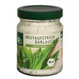 Bio Brotaufstrich Bärlauch (125g)
