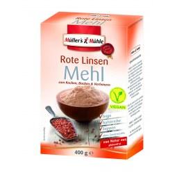 Rote Linsen Mehl (400g)