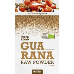 Bio Guarana Pulver (100g)