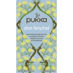 Bio Drei Fenchel Tee (20 Beutel)