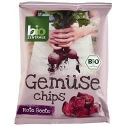Bio Gemüse Chips - Rote Beete (90g)