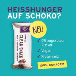 Sparpaket: 12x Protein Riegel Schoko