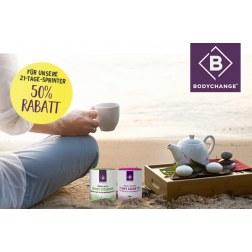 Bio Clean Tea & tägliche Portion Vitamine