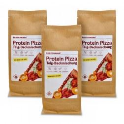 Sparpaket: 3x Protein Pizza (Fertigteig)