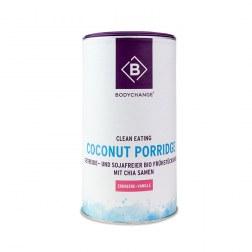 Bio Coconut Porridge - Erdbeere-Vanille (350g)